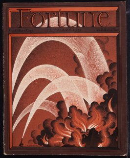 Fortune Magazine, Volume XV, Number 2, February 1937