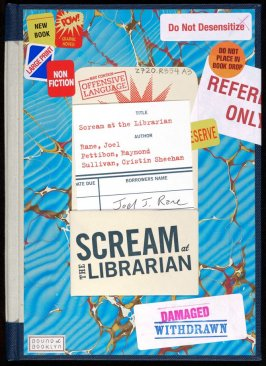 Scream at the Librarian: Sketches of our patrons in downtown Los Angeles
