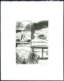 Untitled ( Montana Sketches)