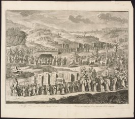 A Chinese Nobleman's Funeral Procession, vol. 4