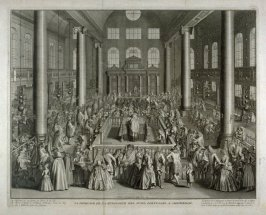 The Dedication of the Synagogue of the Portugese Jews in Amsterdam, 1675