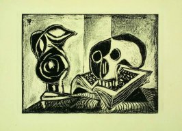 Le Pichet noir et la tête de mort (The Black Pitcher and the Death's Head), February 20, 1946