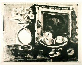 Grande nature morte au compotier (Large still life with fruit dish)
