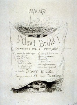 Cover for St. Cloud Brule