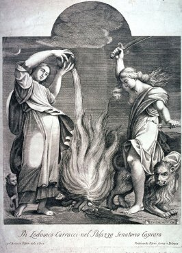 Allegory of Force and Temperance