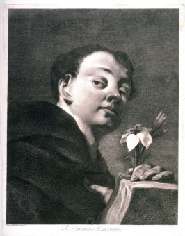 S. Antonius Patavinus (St. Anthony of Padua)