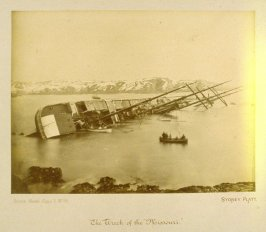 "The Wreck of the ""Missouri"""