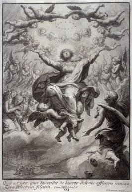 Ascension of the Virgin Mary