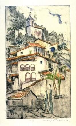 Taxco View, Mexico