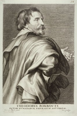 Theodoor Rombouts, from The Iconography