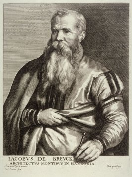 Jacob de Breuck, from The Iconography