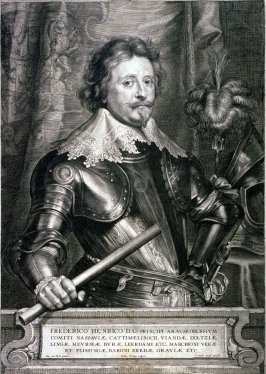 Frederik Hendrik, Prince of Orange, from The Iconography