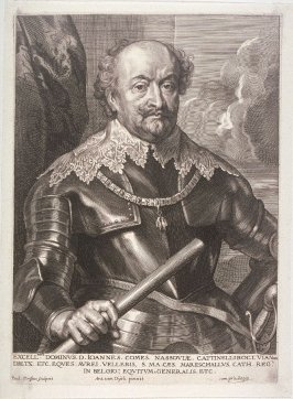 Johan III, Count of Nassau-Siegen, from The Iconography