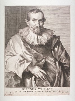Jan Wildens, from The Iconography