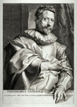 Theodoor Van Loon, from The Iconography