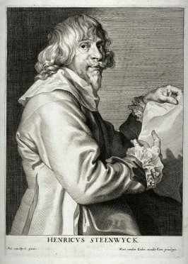 Hendrik van Steenwyck, from The Iconography