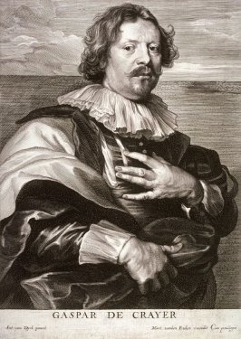 Gaspar de Crayer, from The Iconography
