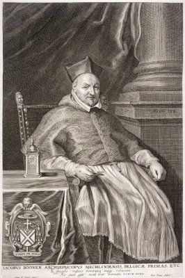 Jacob Boonen, Archbishop of Mechlin