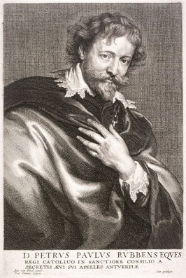 Peter Paul Rubens, from The Iconography