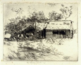 Grass House from the Honolulu series