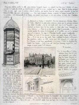 Hotel de Marechal and other illustrations