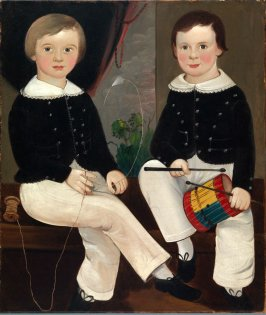 Isaac Josiah and William Mulford Hand