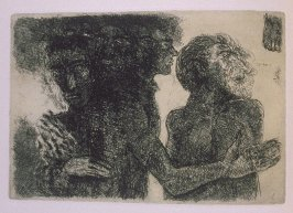 Mahler: Poems and Etchings: Figures
