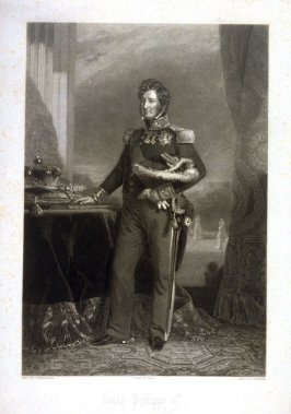 Louis Philippe King of France
