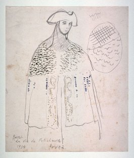 La Vie de Polichinelle: costume design