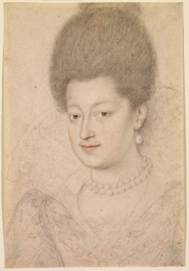Portrait of a Woman (Marie de' Medici?)