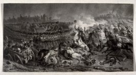 Battle between the French and Arabs
