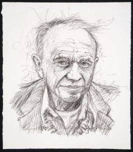 Portrait of Bill Wolff