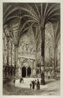 Westminster Abbey SeriesVIII - The Chapter House