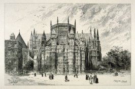 Chapel of HenryVII,Westminster Abbey.