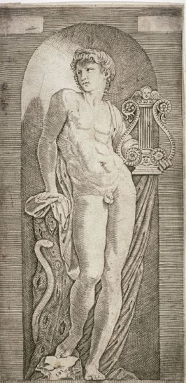 Apollo, after Raphael