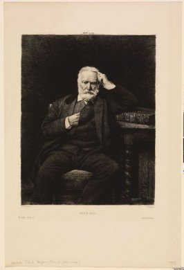 Victor Hugo, published in L'Art