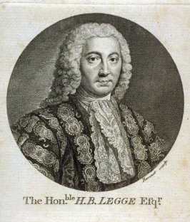 The Honorable H.B. Legge Esquire