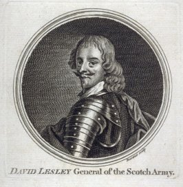 David Lesley, General of the Scottish Army