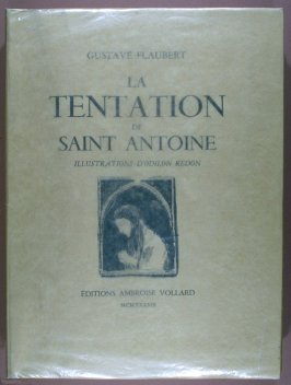 La Tentation de Saint Antoine (Paris: Editions Ambroise Vollard, 1938)