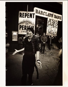 Untitled (Religious demonstration, San Francisco)