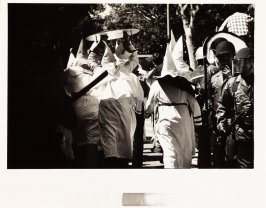 Untitled (Ku Klux Klan demonstration)