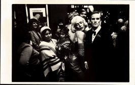 Untitled (Crowd with Male Cross Dresser, Castro Theater, San Francisco)