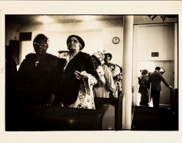 Untitled (African American Church Service)