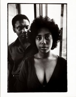 Untitled (African American Couple)