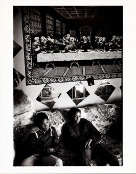 Untitled (Children with The Last Supper)