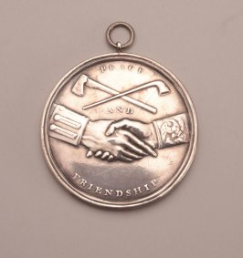 Thomas Jefferson Peace Medal