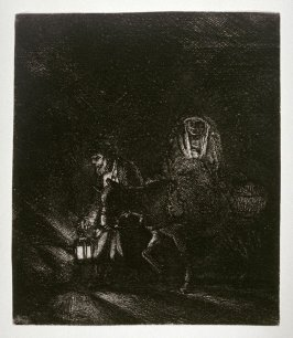 The Flight into Egypt: A Night Piece