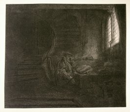 Saint Jerome in a Dark Chamber