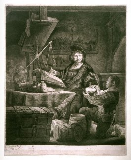 Jan Uytenbogaert, The Goldweigher