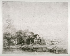 Landscape with a Cow